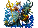 Poseidon Hippios Sprite