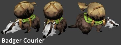 Badger Courier