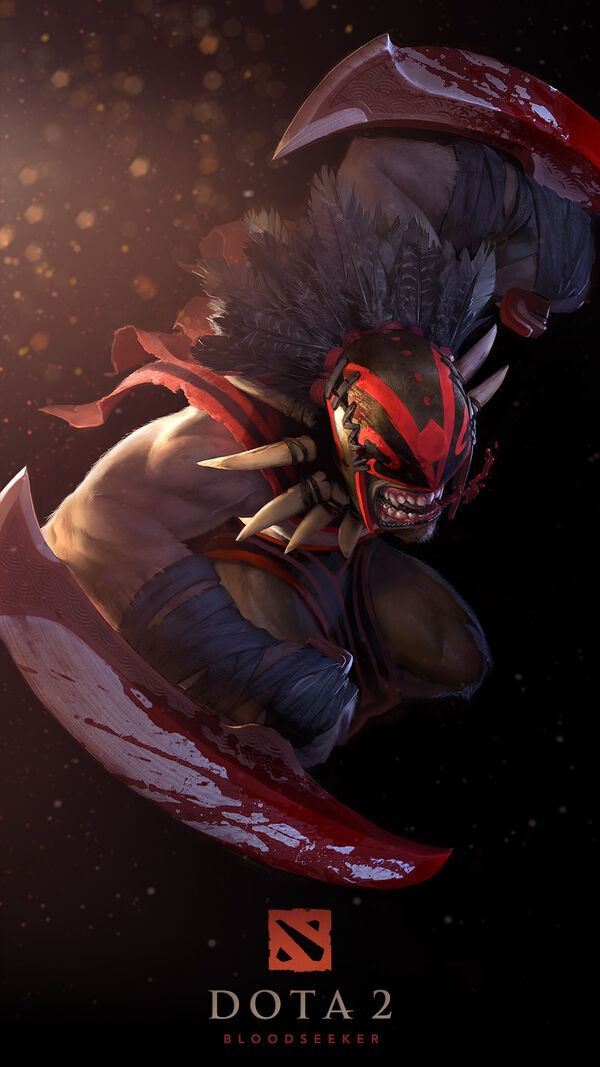 Bloodseeker poster
