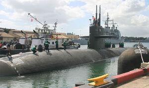 USS Olympia SSN-717