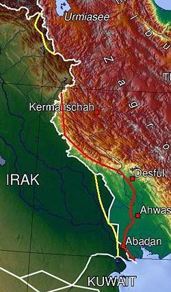 250px-Irak-Iran-War furthest ground gains.jpg