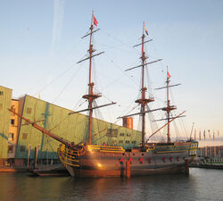 VOC ship Amsterdam2