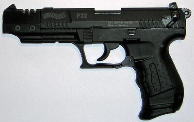 Walther P22 Target Pragl