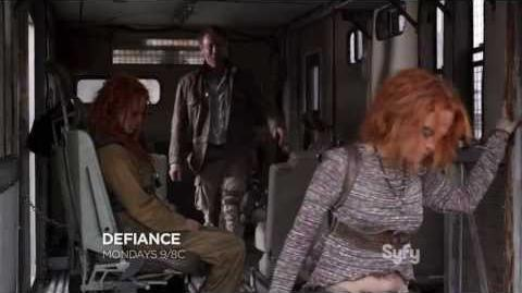 Defiance Episode 105 First Four Minutes
