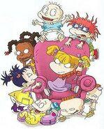 Rugrats-Season-1-Episode-3--At-the-Movies