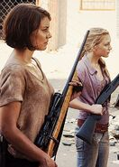 Beth and Maggie bbys