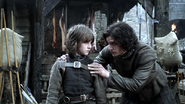 GOT - Jon and Bran