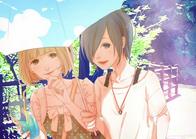 Touka and Yoriko