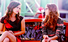 Zoe and Rose