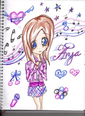 File:My drawing of anya.jpg