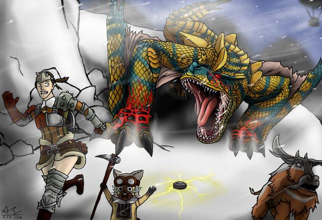File:7darkriders monster-hunter-tigrex.jpg