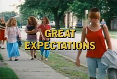 Great Expectations - Title Card