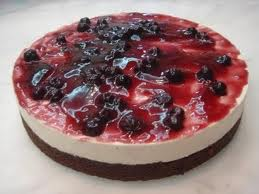 File:A blueberry cheesecake.jpg