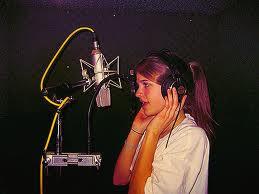 File:Sarah in the studio.jpg