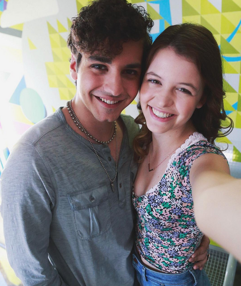 Degrassi cast hookup in real life