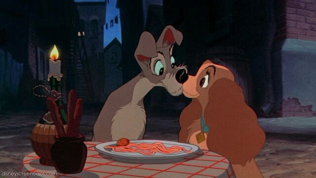 File:Lady-Tramp-Kiss-(Lady and the Tramp).jpg