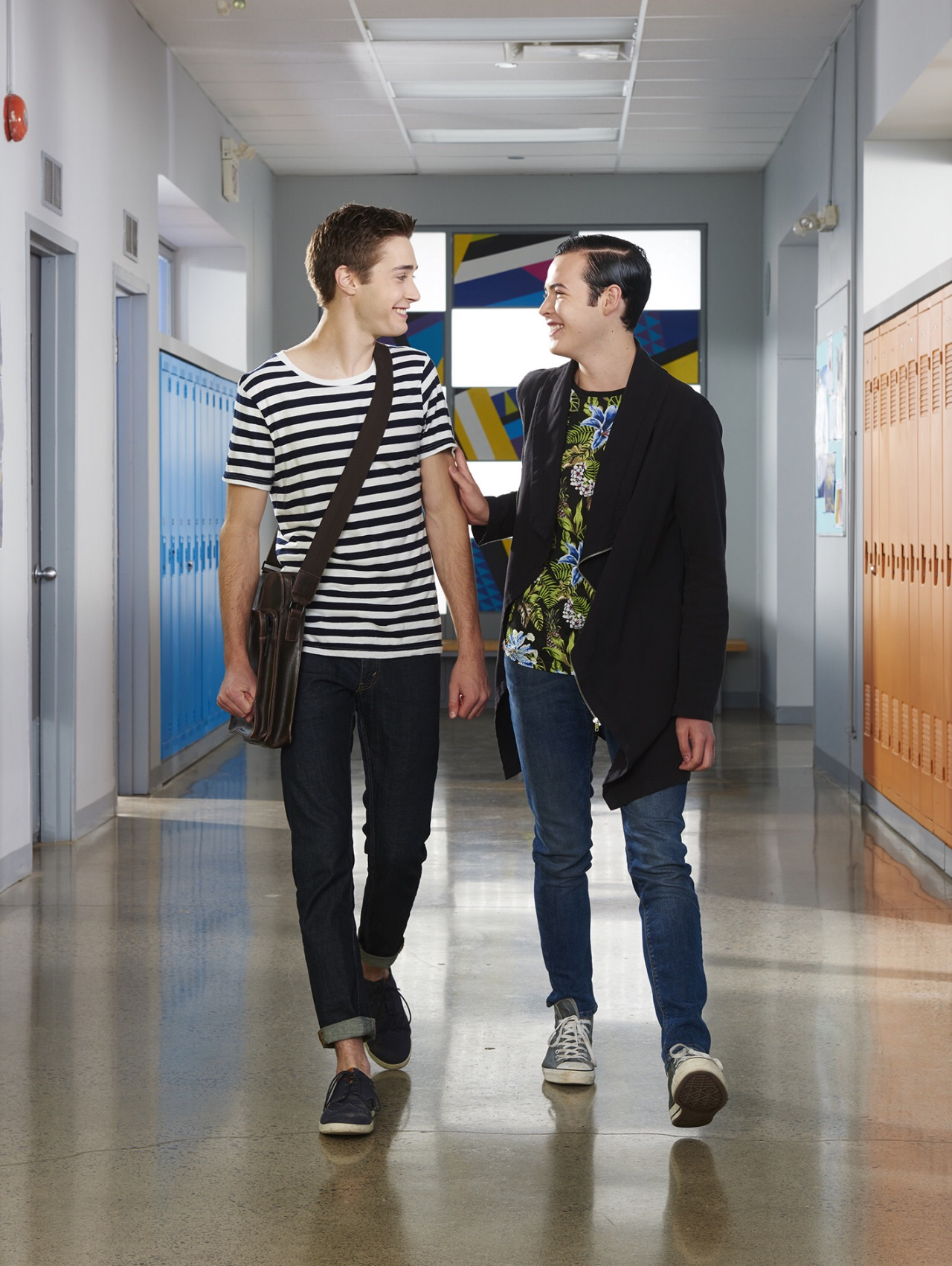 Degrassi season 14 episode 22 online dating 1
