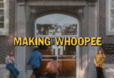Making Whoopee - Title Card
