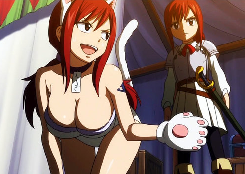 File:Erza being sexy.png