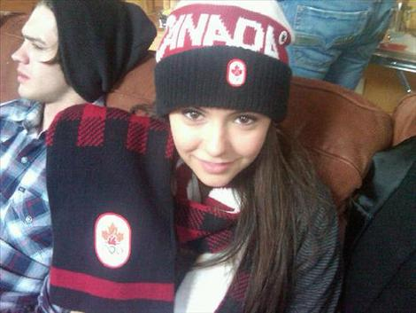 File:Nina-dobrev-and-olympic-vancouver-2010-team-canada-toque-hat-gallery.jpg