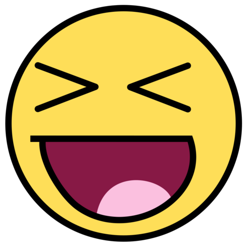 File:Happy smiley face.png