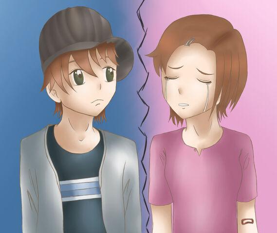 File:Adam vs Gracie by HeartagramReyire.jpg