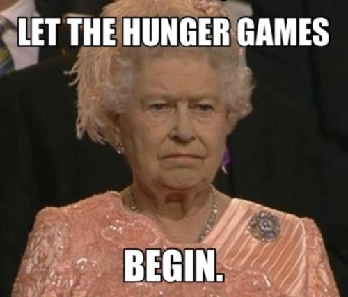 Resultado de imagem para let the games begin queen
