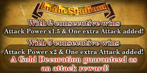Magica Magius MA&SS Consecutive Wins