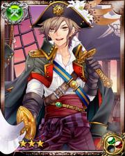 Pirate Swordsman Andis R+