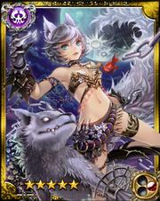 Wolf Goddess Fenrir SR