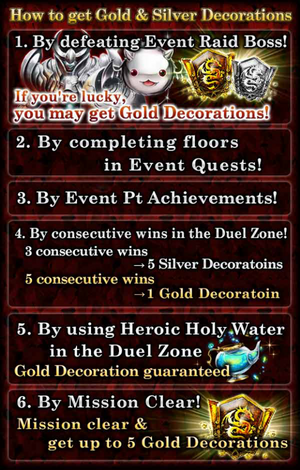 Lunar Colosseum How to obtain Decoration