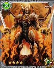 Flaming General Gloriosa RR+