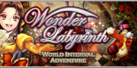 Wonder Labyrinth - World Interval Adventure