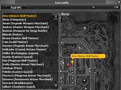 Interface Map