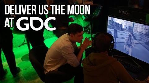 DELIVER US THE MOON AT GDC! KeokeN Interactive