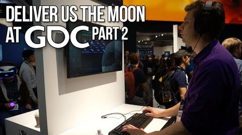 DELIVER US THE MOON AT GDC! Part 2 KeokeN Interactive