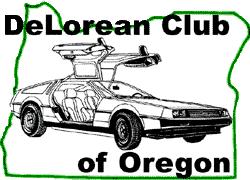 DeLoreanClubOfOregonLogo