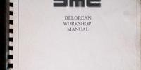 DeLorean Workshop Manual