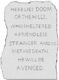 Doom's grave