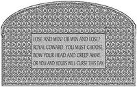 Del warning stone