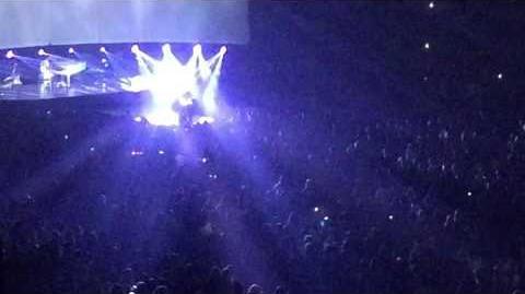 Demi Lovato - Nightingale & Warrior (Live on Future Now Tour, Sunrise)