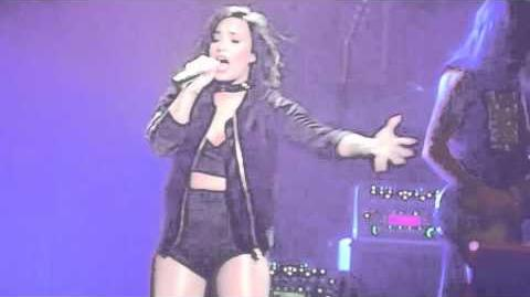 Demi Lovato - Yes Live at Jingle Ball Boston 10 12 2015 (HD)