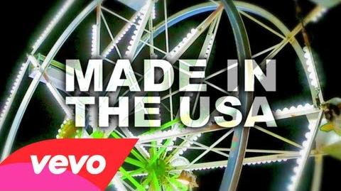 Demi Lovato - Made in the USA (Official Lyric Video)-0