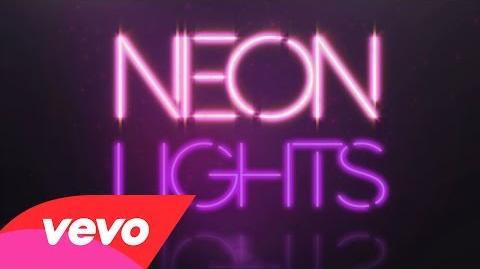 Demi Lovato - Neon Lights (Official Lyric Video)