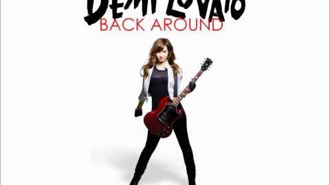 Demi Lovato - Back Around (Audio)