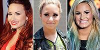 Demi Lovato/Hair