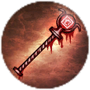 File:Blood Soaked Wand.png