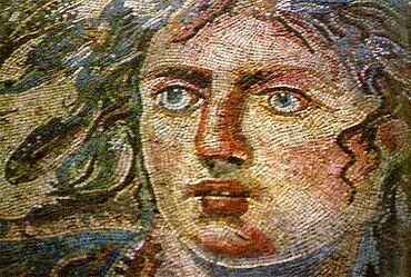Tethys mosaic