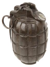 Grenade ww1