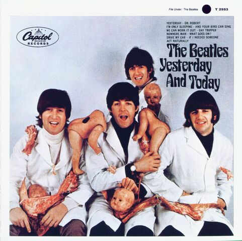 File:The Beatles; Yesterday and Today (Capitol Records) - 1,412x1,408 (1,684 kB).jpg